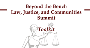 Beyond the Bench Toolkit cover