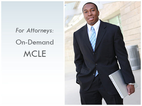MCLE for attorneys