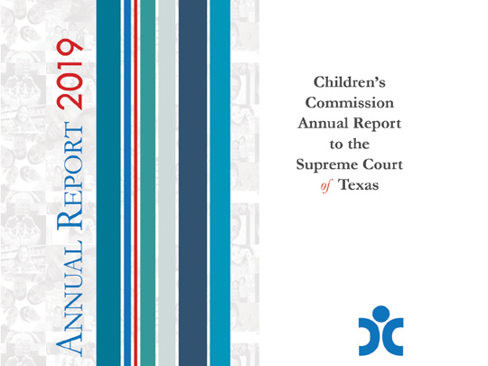 Children's Commission Annual Report 2019